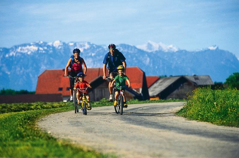 Radfahren im Salzburger Land
