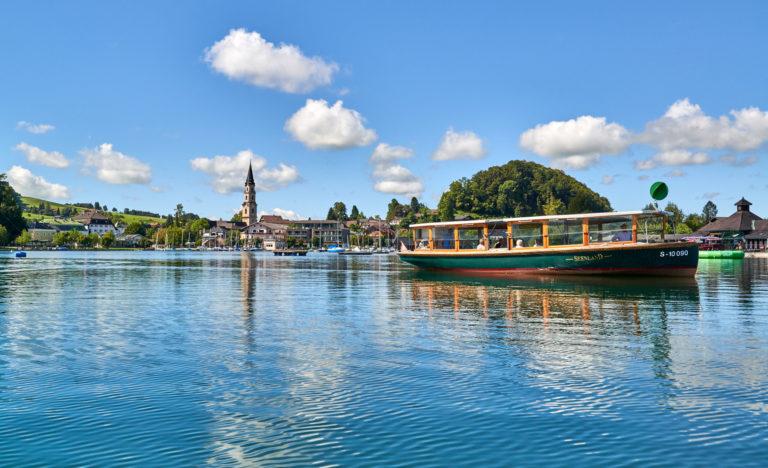 Seenlandschifffahrt am Mattsee